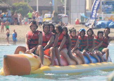 Banana Boat Water Sports Playa Rafa