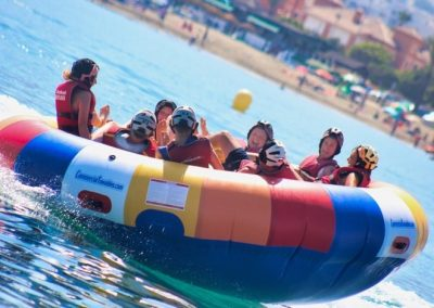 Cama Loca Water Sports Playa Rafa