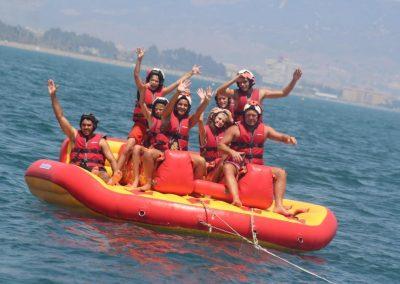 Toro Mecanico Water Sports Playa Rafa