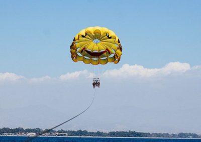 Parasailing Paracaidas Playa Rafa